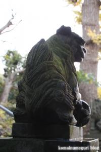 三嶋神社(鎌倉市笛田)13