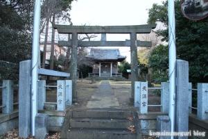 天満宮(鎌倉市上町屋)1
