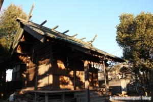 押立神社(府中市押立町)9