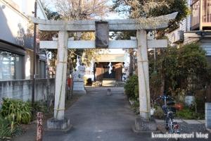 石井神社(府中市小柳町)1