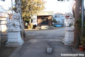 石井神社(府中市小柳町)3