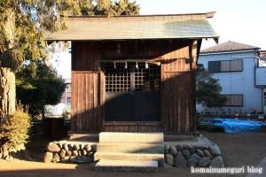 石井神社(府中市小柳町)7