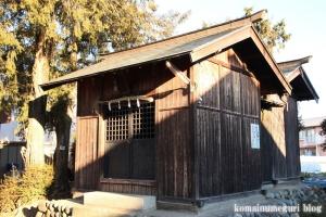 石井神社(府中市小柳町)8
