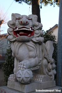 石井神社(府中市小柳町)4