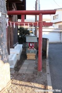 白山神社(府中市清水が丘)5