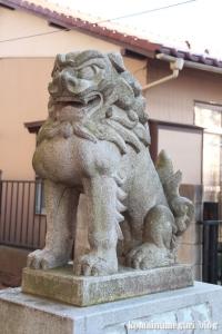 常久八幡神社(府中市若松町)7