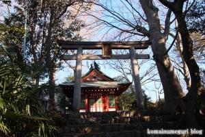 日吉神社(府中市宮町)1