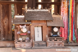 日吉神社(府中市宮町)10