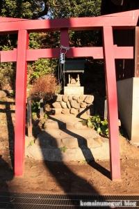日吉神社(府中市宮町)9