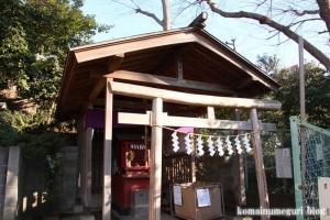 滝神社(府中市清水が丘)4