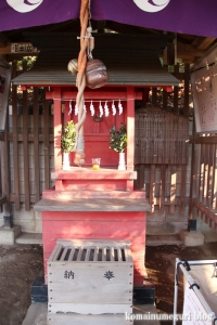 滝神社(府中市清水が丘)5