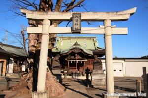 八幡神社(府中市是政)2