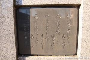 八幡神社(府中市是政)3