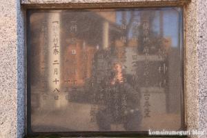 八幡神社(府中市是政)4
