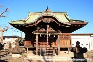 八幡神社(府中市是政)8