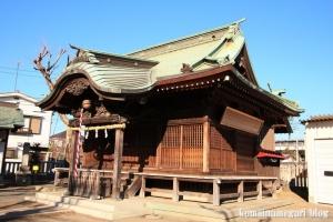 八幡神社(府中市是政)9