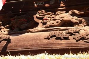 八幡神社(府中市是政)11
