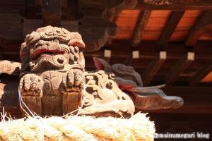 八幡神社(府中市是政)12