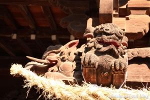 八幡神社(府中市是政)13