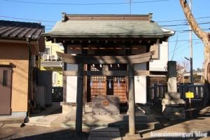 八幡神社(府中市是政)14
