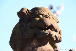 八幡神社(府中市是政)26