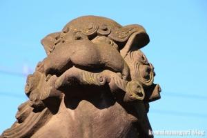 八幡神社(府中市是政)30