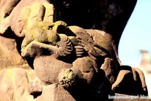 八幡神社(府中市是政)31