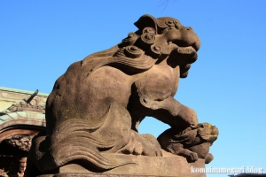 八幡神社(府中市是政)32
