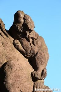 八幡神社(府中市是政)27