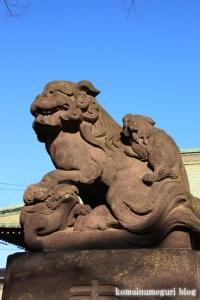 八幡神社(府中市是政)29