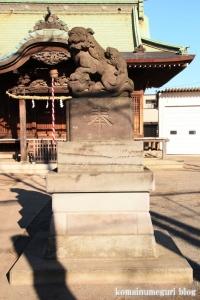 八幡神社(府中市是政)17