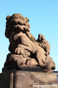 八幡神社(府中市是政)18