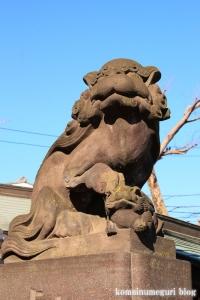 八幡神社(府中市是政)22