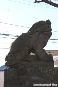 八幡神社(府中市是政)19