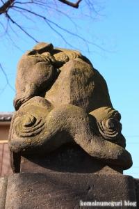 八幡神社(府中市是政)20