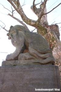 八幡神社(府中市是政)23