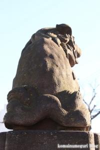 八幡神社(府中市是政)24