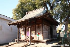 八幡神社(府中市南町)6