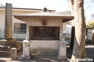八幡神社(府中市南町)12