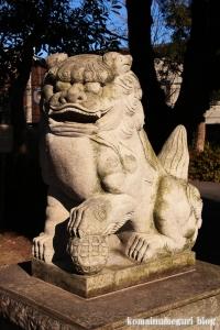 八幡神社(府中市南町)10