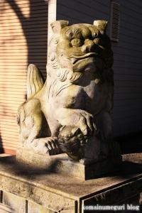 八幡神社(府中市南町)11