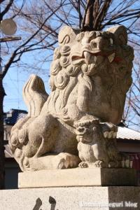 小野神社(府中市(府中市住吉町)5