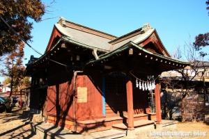 間嶋神社(府中市住吉町)4