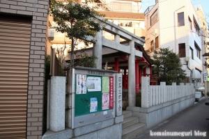 三田春日神社(目黒区三田)1