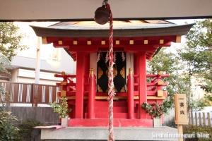 三田春日神社(目黒区三田)4