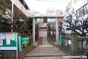 北野神社(目黒区青葉台)1