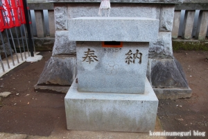 北野神社(目黒区青葉台)8