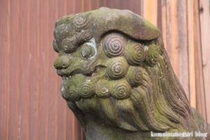 北野神社(目黒区青葉台)18