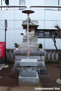 北野神社(目黒区青葉台)5