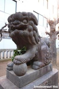 北野神社(目黒区青葉台)10